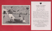 West Germany v Ireland Adam Kaiserslutern Gibbons St Patricks Athletic A120